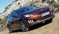 Essai Peugeot 508 RXH : l'iconoclaste