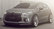 Citroën DS4 Racing Concept, le retour des Chevrons Sauvages