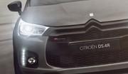 Citroen DS4 Racing concept : l'avion furtif des chevrons