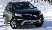 Essai Mercedes ML350 Bluetec 4Matic : l'étoile à tout faire