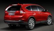 Honda CR-V Concept : Une version juste pour nous !