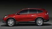 Honda CR-V Protoype : mise à jour pour l'Europe