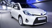 La Toyota Yaris Hybride va débarquer