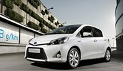 Toyota Yaris Hybride : 79 g/km !