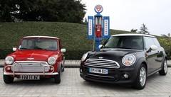 Essai Mini Cooper 1300 de 1991 vs Mini Cooper de 2011 : maxi duel