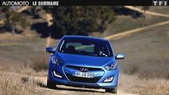 Emission Automoto : éviter le vol de voiture; Essai Hyundai i30