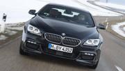 BMW 640d xDrive Coupé : Garder les pneus sur terre !
