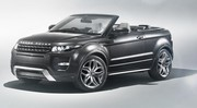 Range Rover Evoque Cabriolet : L'exclusivité ultime