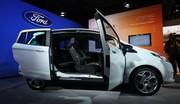 Ford B-max : communicant et high tech
