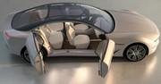 Pininfarina Cambiano : le concept double face