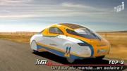 Zapping Autonews : Danica Patrick, voiture solaire et valse sur la glace