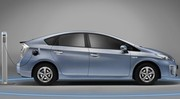 Toyota Prius plug-in : chiffres de consommation officiels et tarif