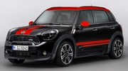 MINI Countryman JCW, inspiration rallye