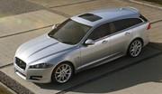 Jaguar XF Sportbrake : Proposition ciblée
