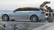 Jaguar XF Sportbrake : l'originalité est un luxe