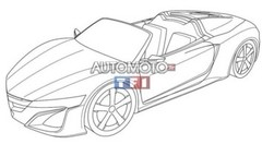 Voici l'Acura NSX Cabriolet Concept !