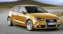 Essai Audi A1 Sportback : deux portes en plus, espace constant
