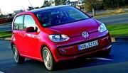 La technologie BlueMotion se décline sur la VW Up