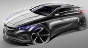 Mercedes Classe A (2012) : un teaser avant Genève
