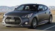 Hyundai Veloster Turbo 186 ch : enfin des watts