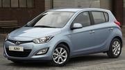 Hyundai i20 restylée : Placide museau