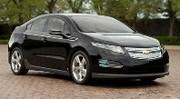 La production de la Chevrolet Volt arrêtée pour 5 semaines