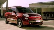 Première vidéo de la Fiat 500L