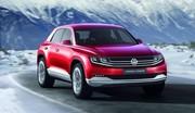 Volkswagen Cross Coupé hybride diesel