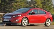 La Chevrolet Volt/Opel Ampera élue Voiture de l'Année 2012