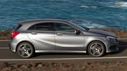 Mercedes Classe A 2012 : Plus de tabous