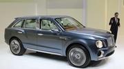 EXP 9 F : un SUV chez Bentley