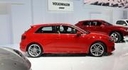 Nouvelle Audi A3 : elle souffle le show et le froid