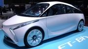 Toyota FT-Bh : Etrange prospective !