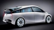 Toyota FT-Bh : une voiture hybride de moins de 800 kg
