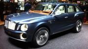Bentley EXP 9 F, un concept de SUV luxe made in England
