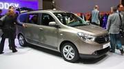 Dacia Lodgy : des prix à partir de 9990 euros