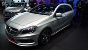 Nouvelle Mercedes Classe A : changement de catégorie