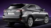 Restylage Lexus RX : Délit de faciès