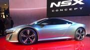 Honda NSX Concept, sculpturale renaissance