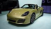 Nouvelle Porsche Boxster : fille de 911