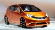 Nissan Invitation : La cousine de la Renault Clio IV