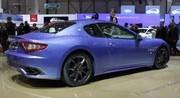 La vidéo de la Maserati GranTurismo Sport