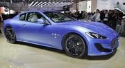 Maserati Granturismo Sport : un peu plus nouvelle que les autres