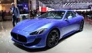 Maserati GranTurismo Sport : maquillage et 460 ch