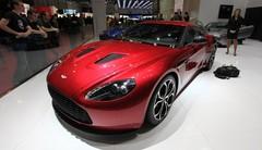 Aston Martin V12 Zagato : l'Angleterre version Dolce Vita