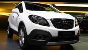 Opel Mokka : premier SUV compact de la marque