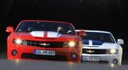 Essai Chevrolet Camaro : En V et contre tout