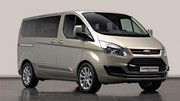 Ford dévoile le Tourneo Custom Concept