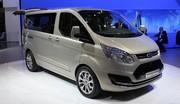 Ford Tourneo Custom Concept : pas vilain