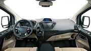Le futur fourgon compact de Ford aura de l'allure